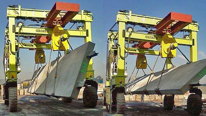 Isoloader Precast Concrete